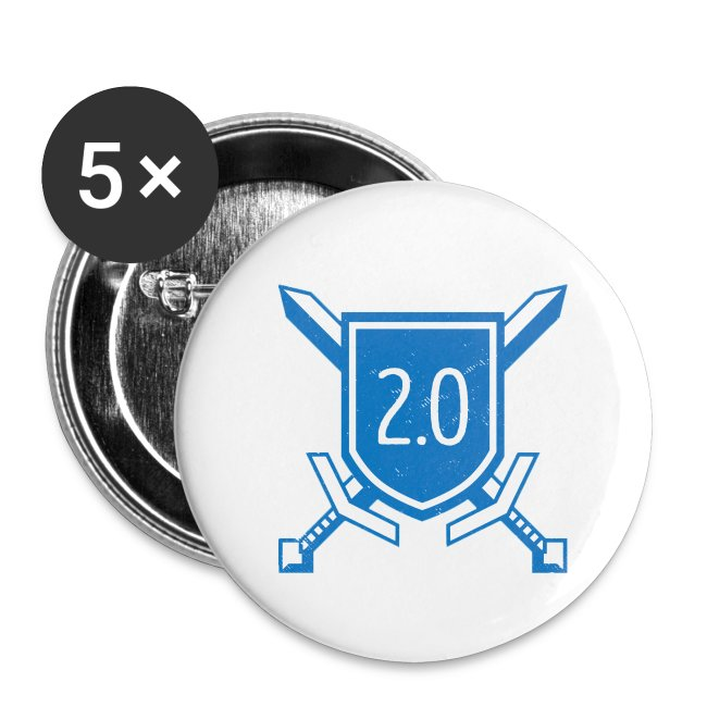 Buttons - Logo 2.0
