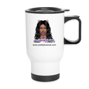 NEW! PrettyKoolCat Anime -Travel Mug - Travel Mug