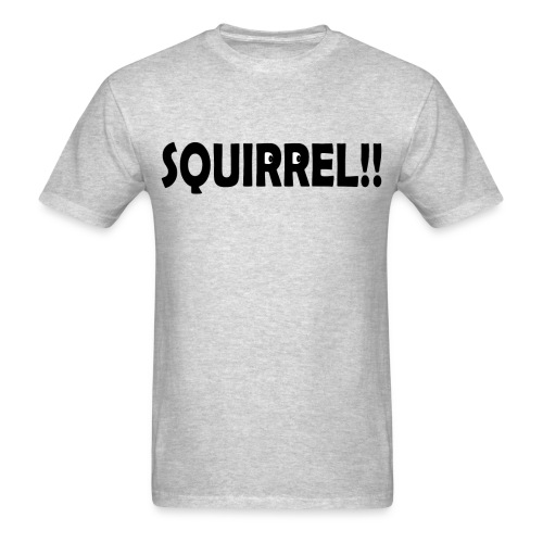Squirrel!! - Men's T-Shirt
