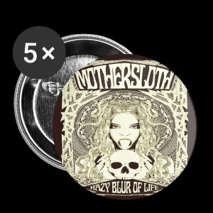 MotherSloth - Hazy Blur Button - Small Buttons