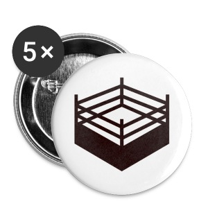 WRESTLE Button - Small Buttons