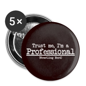Trust Me Button - Small Buttons