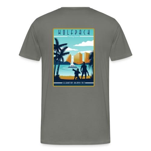 Wolfpack Orlando 2017 - Men's Premium T-Shirt