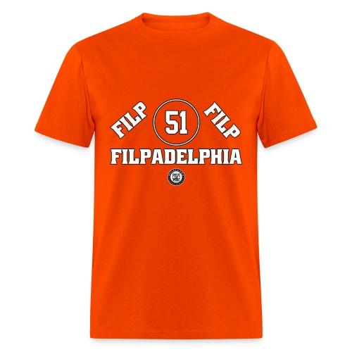 Filpadelphia T-Shirt - Men's T-Shirt