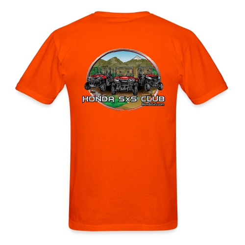 Men's Tee Shirt - Men's T-Shirt