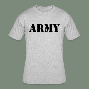 Army Premium Sweat Shirt - Men's 50/50 T-Shirt