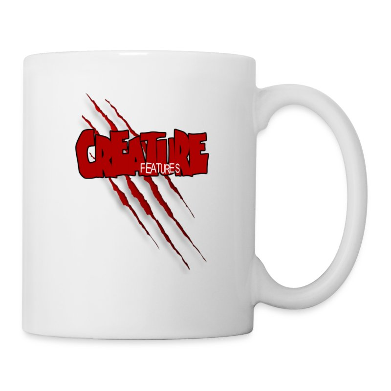 Creature Features Mug - Coffee/Tea Mug