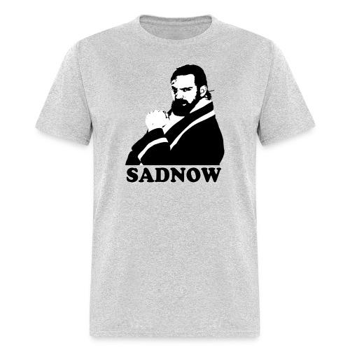 MEGAPOWERS RADIO SADNOW MENS TSHIRT - Men's T-Shirt