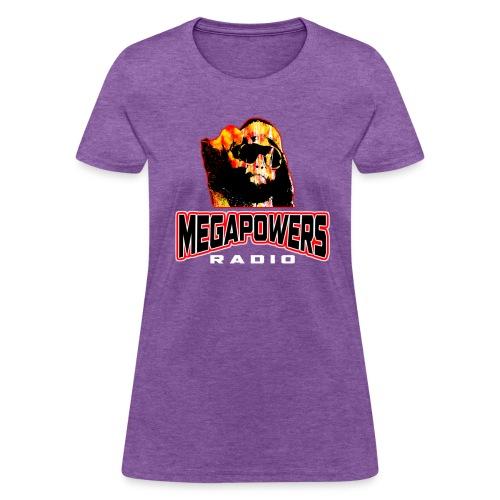 MEGAPOWERS UNDERGROUND WOMENS TSHIRT - Women's T-Shirt