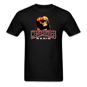MEGAPOWERS UNDERGROUND MENS TSHIRT - Men's T-Shirt