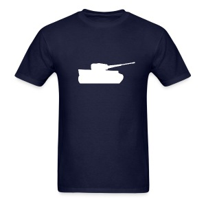 Axis & Allies: Simple Tank - Men's T-Shirt