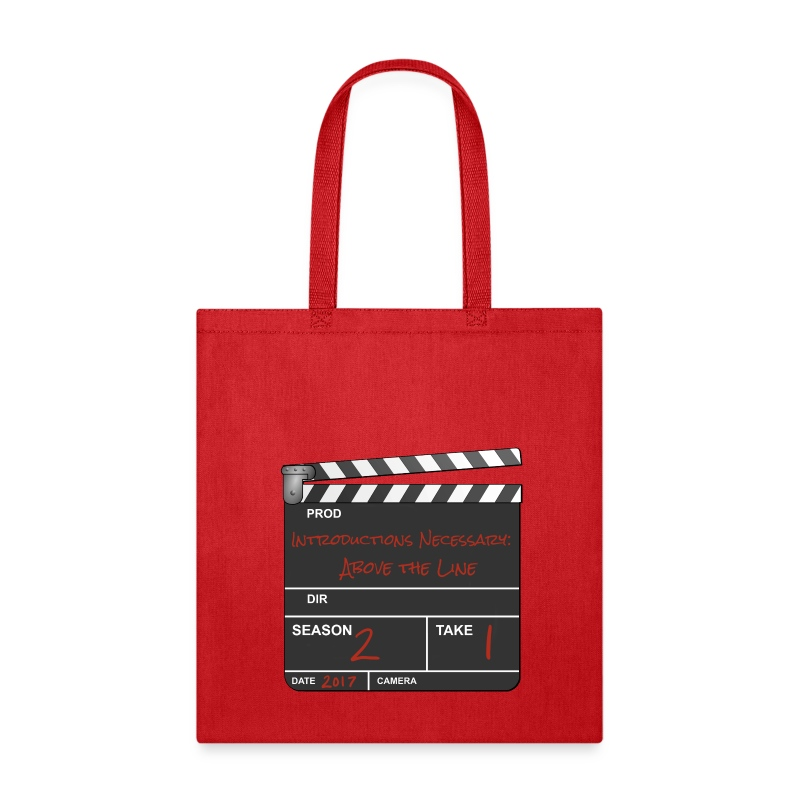 IN: Above The Line Logo - Tote Bag