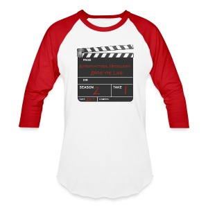 IN: Above The Line Longsleeve Baseball T-shirt - Baseball T-Shirt