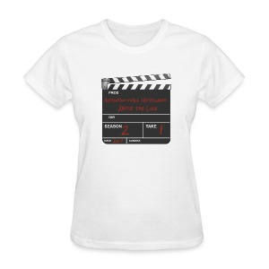 IN: Above The Line Women's Shirt - Women's T-Shirt