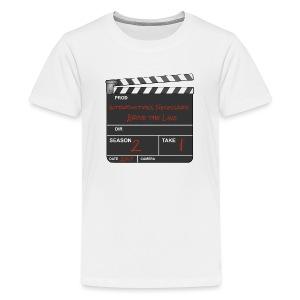IN: Above The Line Kid's Shirt - Kids' Premium T-Shirt