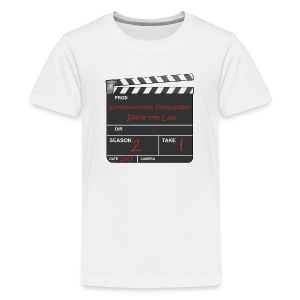 IN: Above The Line Kid's Shirt - Kids' Premium T-Shirt