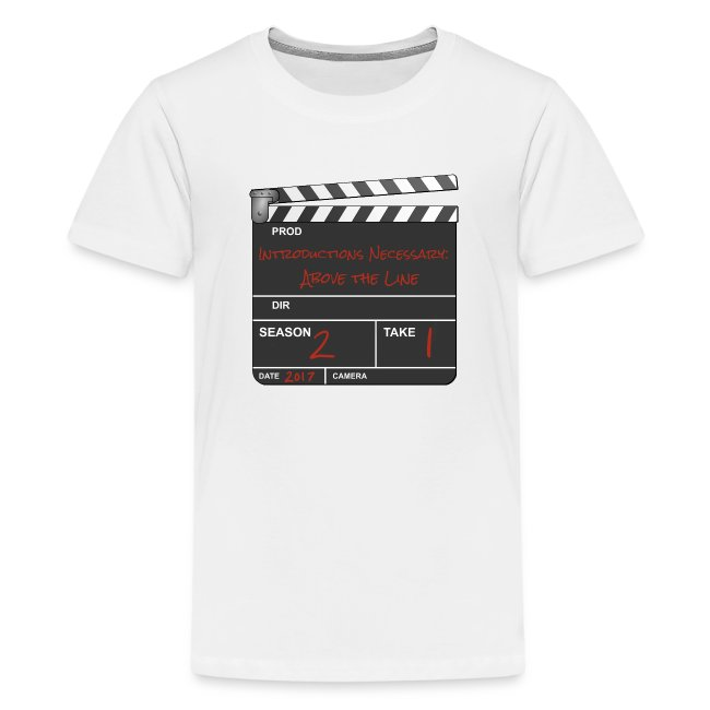IN: Above The Line Kid's Shirt