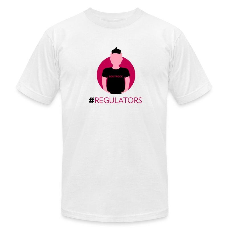 Regulators T Shirt - Men's Fine Jersey T-Shirt