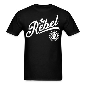 NAT TURNER TEE BLACK - Men's T-Shirt