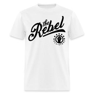 NAT TURNER TEE WHITE - Men's T-Shirt