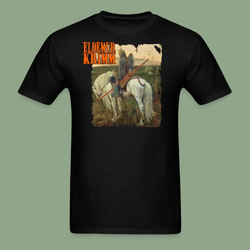 Eldemur Krimm - Kniggit T-Shirt (men's) - Men's T-Shirt