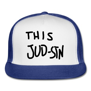 This Jud-stn Official Trucker Cap - Trucker Cap