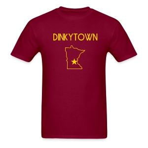 Dinkytown Minnesota T-Shirt - Men's T-Shirt