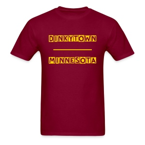 Dinkytown Classic Tshirt - Men's T-Shirt