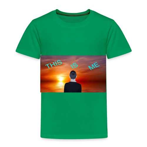This Is Me ToddlersT-Shirt - Toddler Premium T-Shirt
