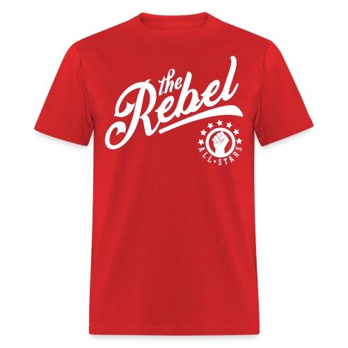 NAT TURNER TEE RED - Men's T-Shirt