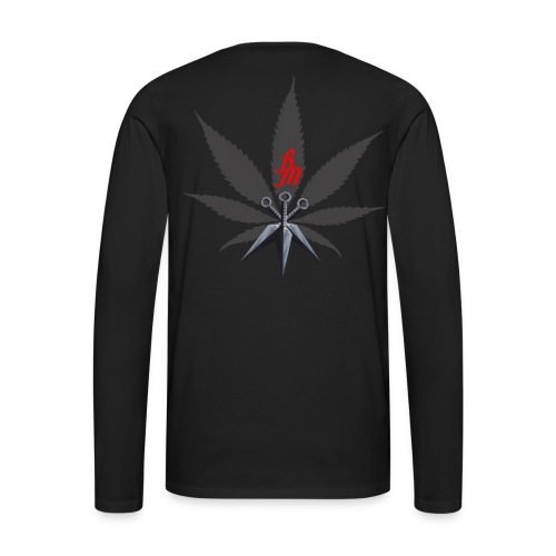 Bazz Mafia Men's Premium Long Sleeve T-Shirt - Men's Premium Long Sleeve T-Shirt