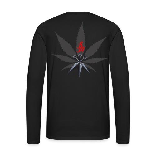 Bazz Mafia Men's Premium Long Sleeve T-Shirt - Men's Premium Long Sleeve T-Shirt