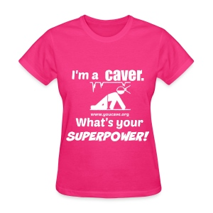 Women's T-Shirt What's Your Superpower - Women's T-Shirt