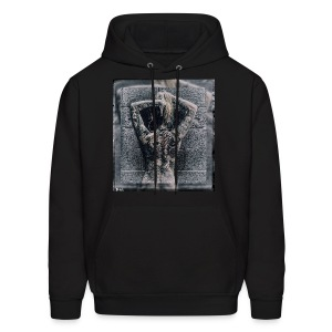 Backstage Men's Hooded Sweatshirt - Men's Hoodie