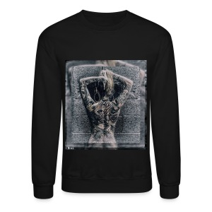 Backstage Men's Crewneck Sweatshirt - Crewneck Sweatshirt