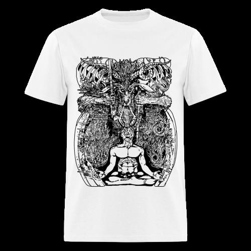 Higher Power black print - Men's T-Shirt