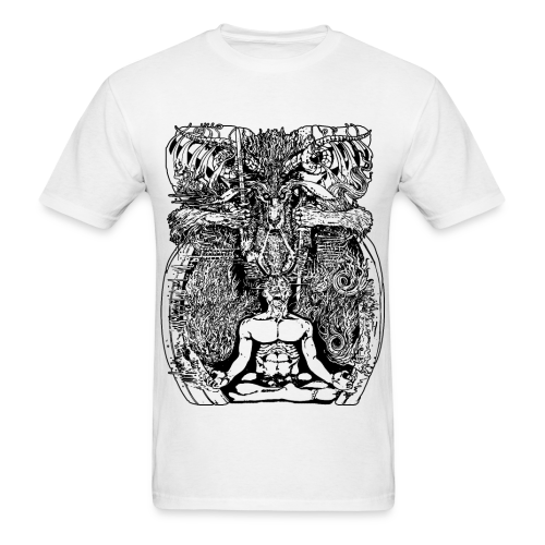 Higher Power black print - Men's T-Shirt