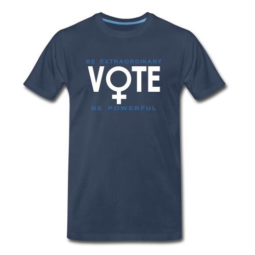 She Votes - Men's Premium T-Shirt
