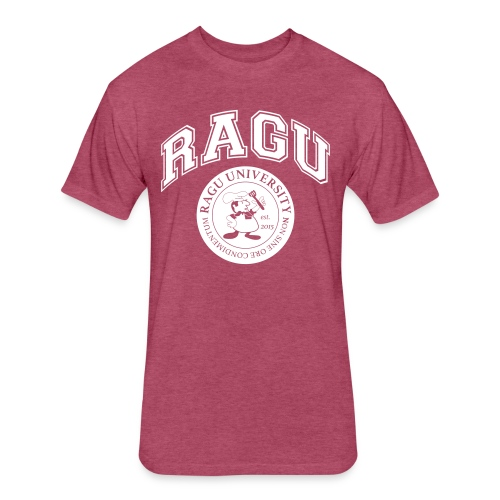 Official Ragu Tee! - Fitted Cotton/Poly T-Shirt by Next Level