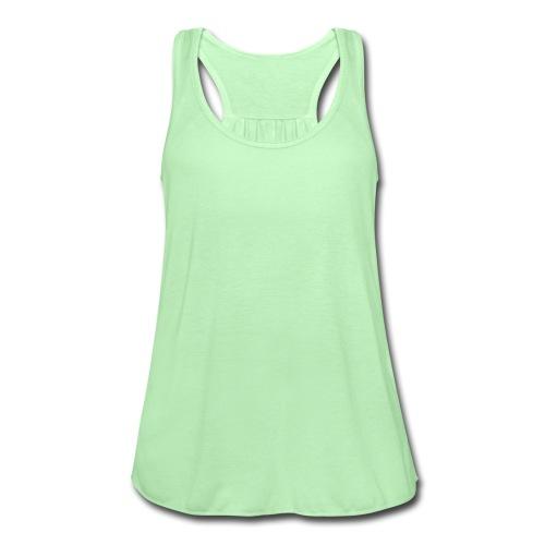 Mint Green Tank Top - Women's Flowy Tank Top by Bella