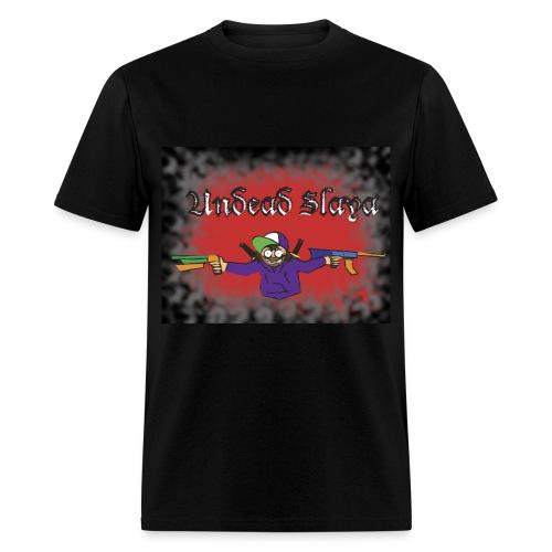 Men'sUndead Slaya T-shirt - Men's T-Shirt