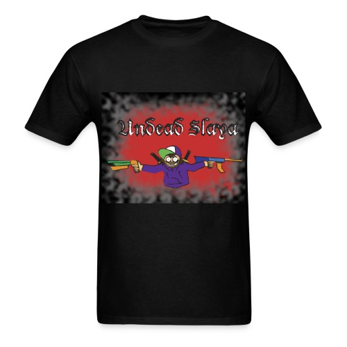 Men'sUndead Slaya T-shirt - Men's T-Shirt