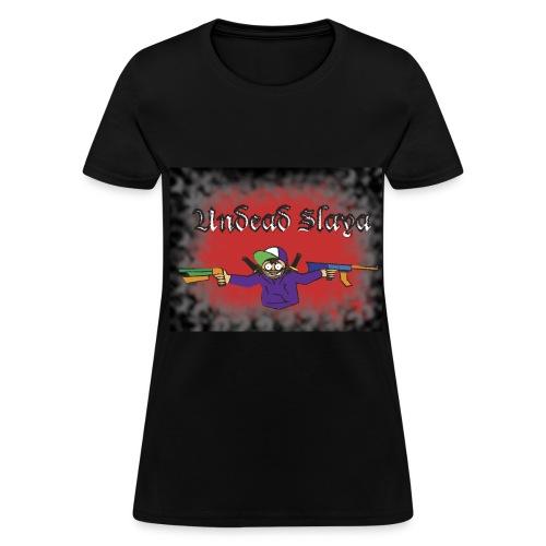 Women's Undead Slaya T-shirt - Women's T-Shirt