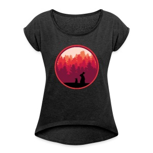 Bunnyrise - Women´s Roll Cuff T-Shirt