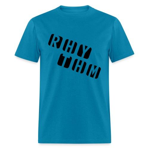 Rhythm Cube T-Shirt (Men) - Men's T-Shirt