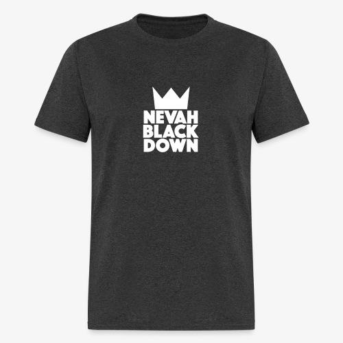 MENS GREY - Men's T-Shirt