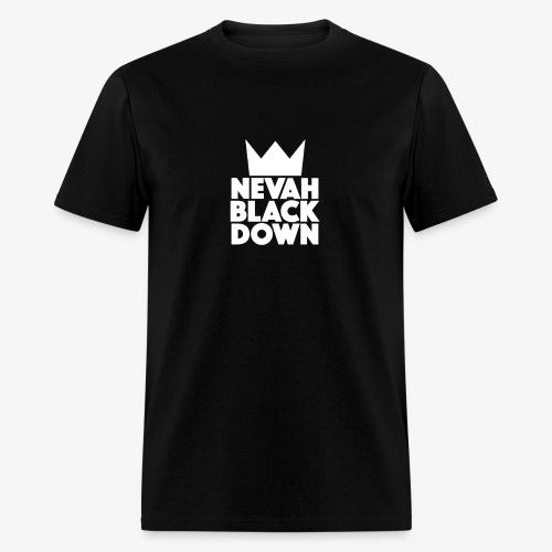 MENS BLACK - Men's T-Shirt