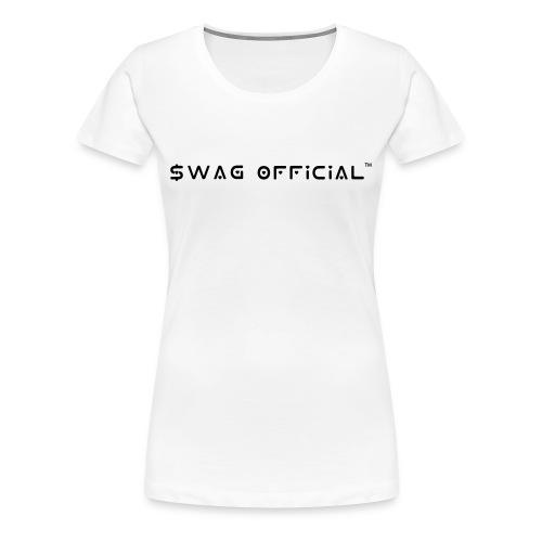 Womens - Swag Love Tee - Women's Premium T-Shirt