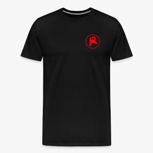 Corner Logo T - Men's Premium T-Shirt
