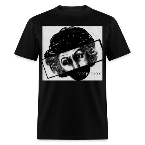 Suspicion - Men's T-Shirt
